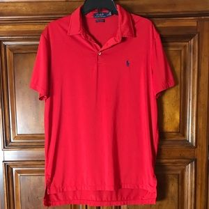 Men's Polo Ralph Lauren Performance Shirt-Large